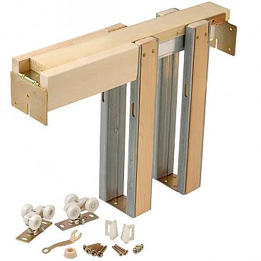 Commercial Pocket Door Frame