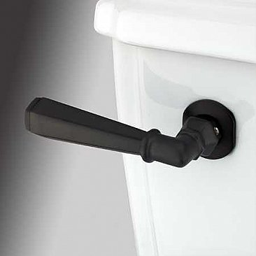 Metropolitan Toilet Flush Lever - Oil Rubbed Bronze