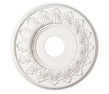 Ceiling Medallion, 16""