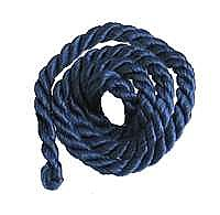 Picture Hanging Cord, Royal Blue, sold per yard