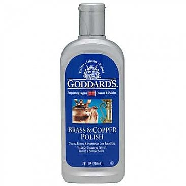 Goddard's Brass & Copper Cleaner 8 oz.