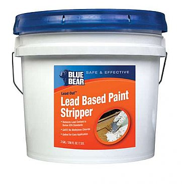 Blue Bear Lead Based Paint Stripper - 2 Gallons