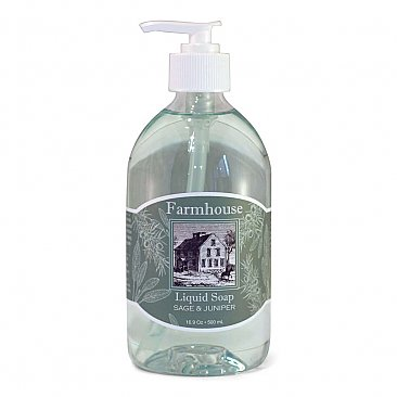 Sweet Grass Farms Liquid Hand Soap - Sage Juniper