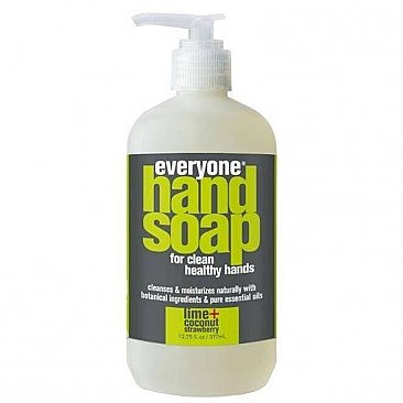 EO Hand Soap for Everyone - Lime & Coconut Strawberry