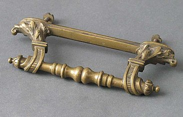 Antique Belgian Door Pulls