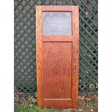 Antique Exterior Door