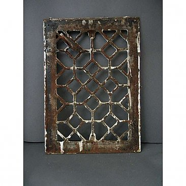 Antique Heat Grate