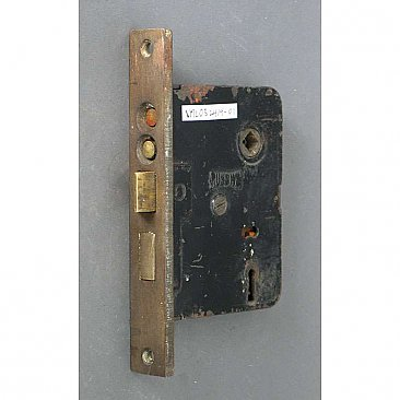 Antique Russwin Exterior Mortise Lock