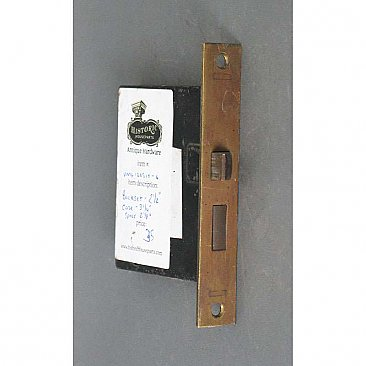 Antique Interior Mortise Door Lock