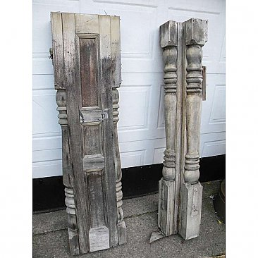 Antique Porch Columns