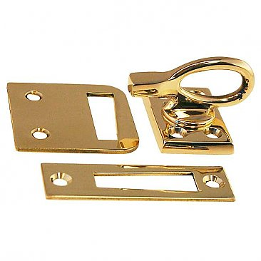 Casement Window Latch, Ring Handle