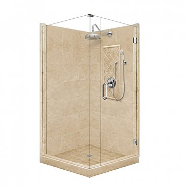 Double Grand Shower Package